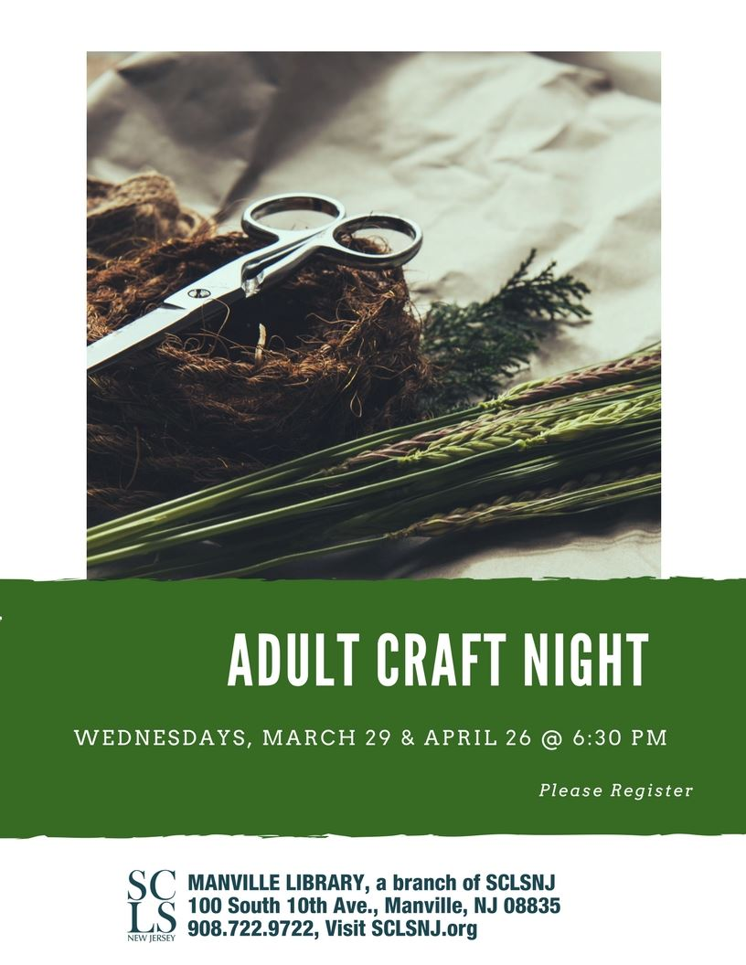 Adult Craft Night