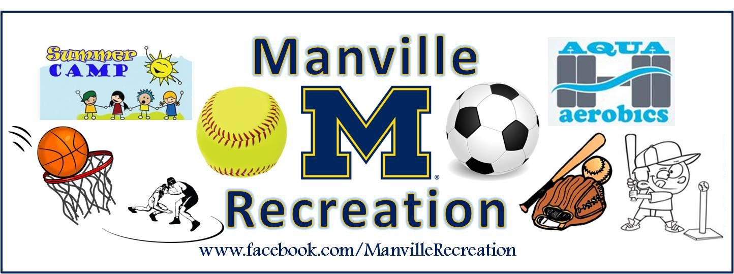Manville Recreation Banner