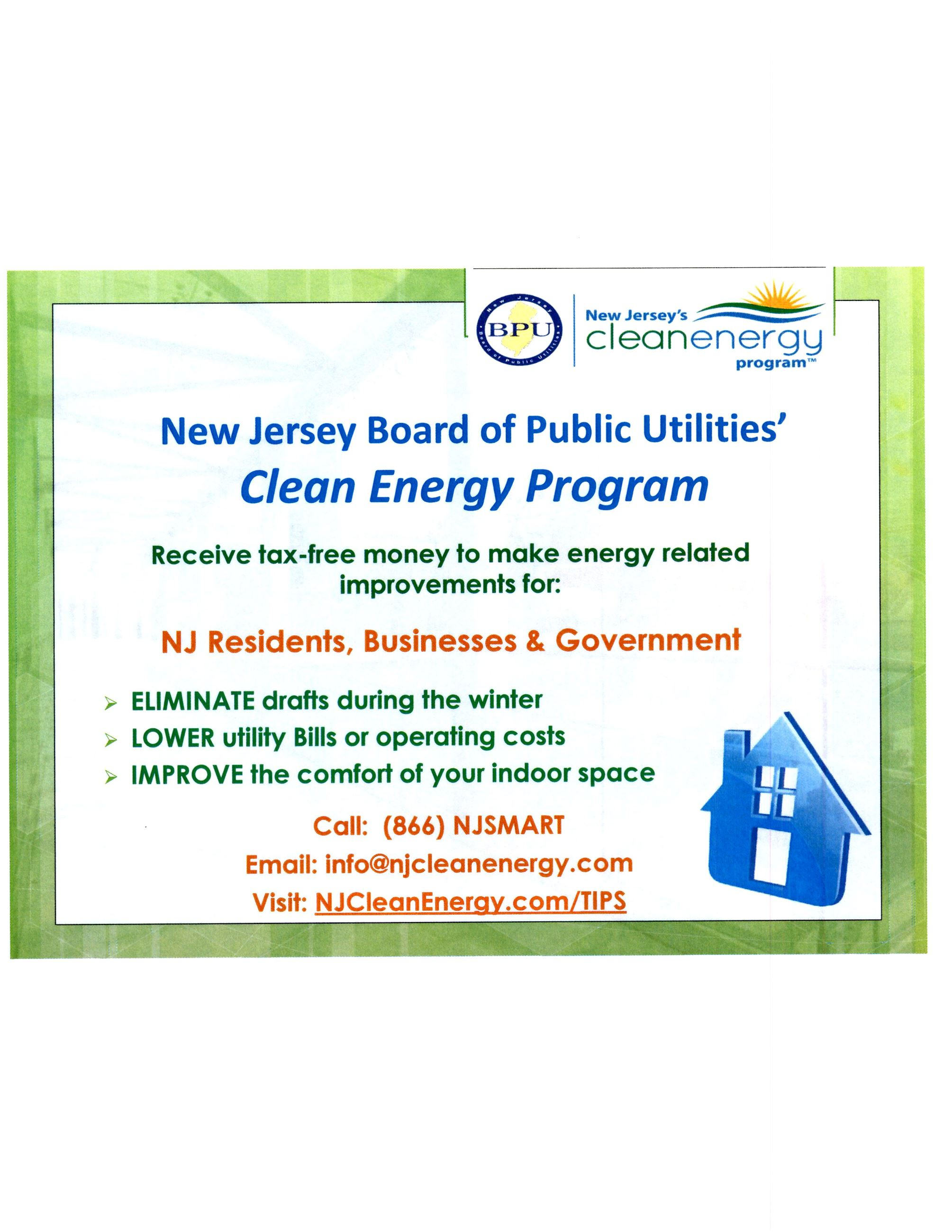 Clean Energy Program