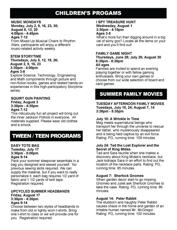 Manville-Summer-Reading-2018-brochure-page1