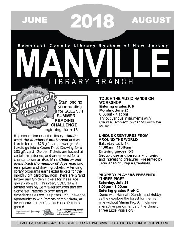 Manville-Summer-Reading-2018-brochure-coverl
