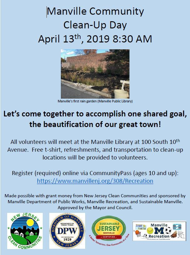 Community Clean Up Day 2019