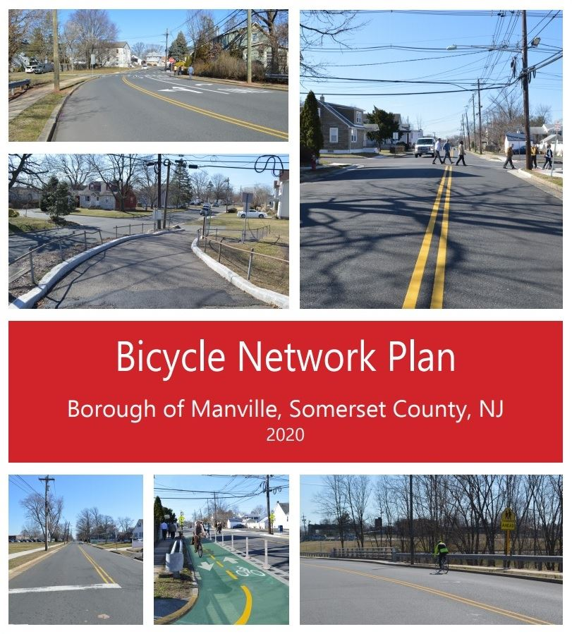 Bicycle Network Plan